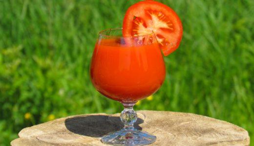 六車奈々コラム『朝ゴマトマト!10年以上続けて実感!キレイになれるトマトジュースの飲み方』