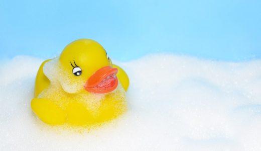 ひとことコラム ~暑い夏こそ、入浴で寝られる!?~