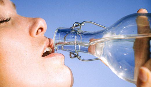 六車奈々コラム 『水は飲んでも太らない!六車奈々流 キレイになれる水の飲み方』